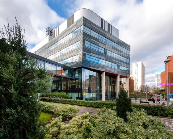 Biomedical Building, Glasgow