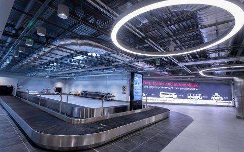 Aberdeen International Airport officially opens Phase 2