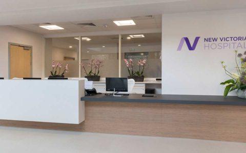 New Victoria Hospital