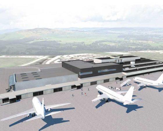 Aberdeen Airport Terminal Transformation