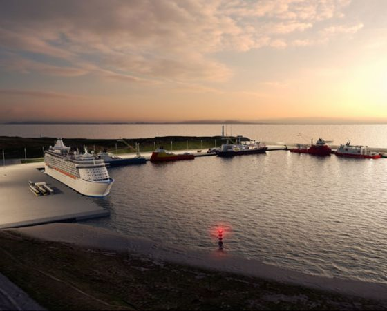 Aberdeen Harbour Expansion