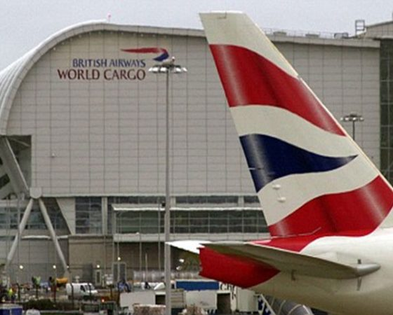 British Airways Premia Cargo Facility