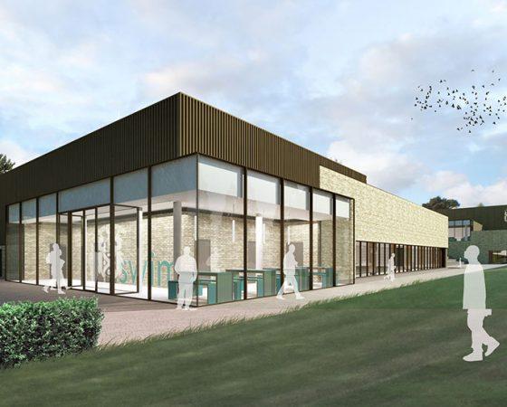 Merchiston Castle School New Sports Facility