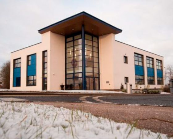 South Lanarkshire College Low Carbon Building