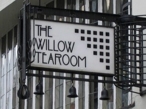 Willow Tea Rooms Restoration Project