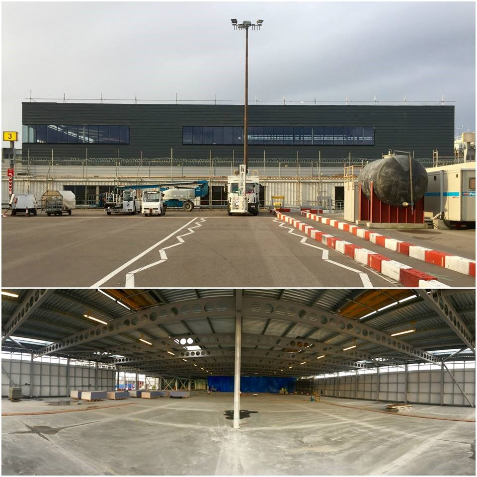 Aberdeen Airport Terminal Extension Update