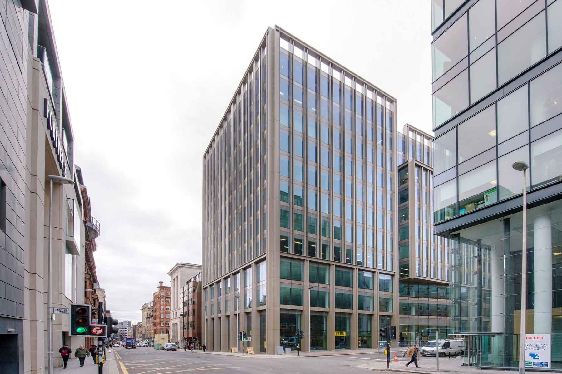 One West Regent Street