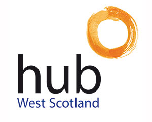 Our support for hub West Scotland continues