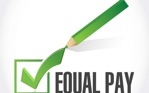 We are proud to promote equal pay