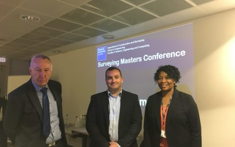 Kingston University's Surveying Masters Conference