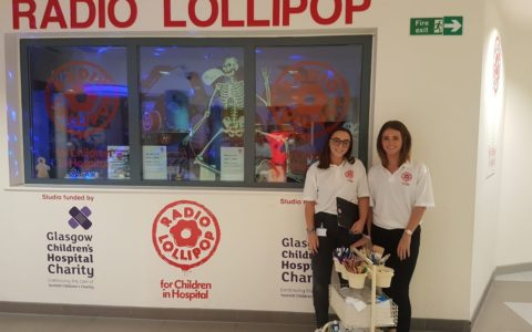 Lauren takes on 700km challenge for Radio Lollipop