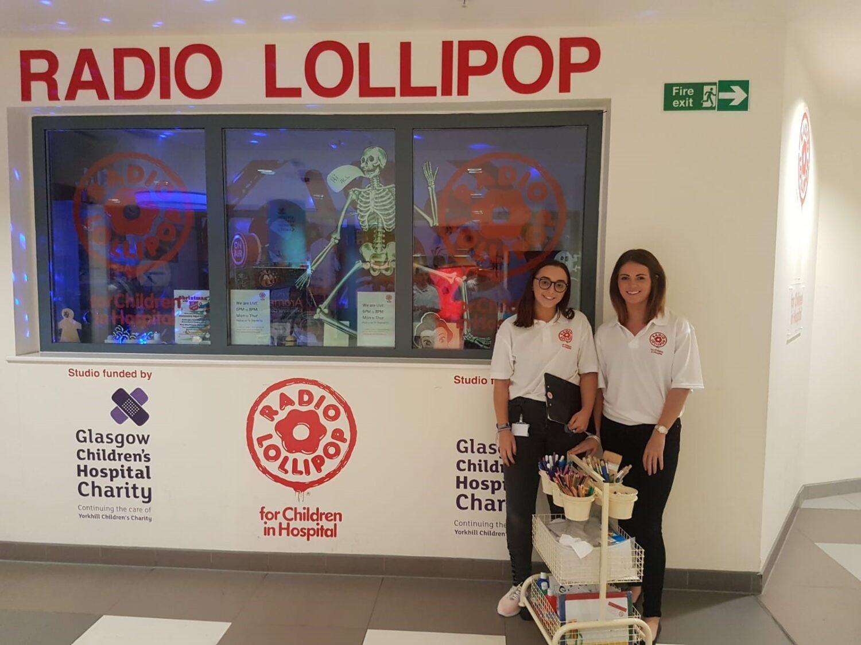 Lauren takes on 700km challenge for Radio Lollipop