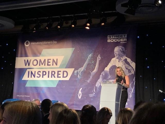 Celebrating Inspirational Women