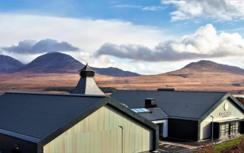 Ardnahoe Distillery on Islay officially opens