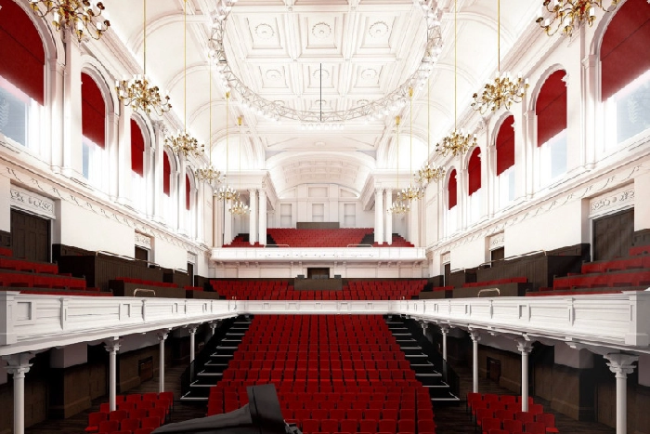 Refurbishment of Paisley Town Hall