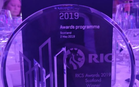 West Dunbartonshire Council Regeneration RICS Award Winner