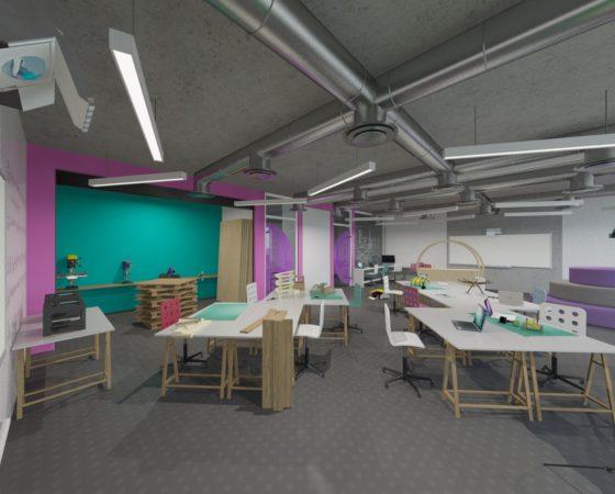 Kelvinside Academy – Expressive Arts Extension