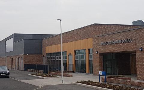 Wallyford Primary School Wins!