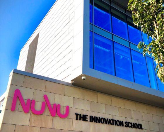 Kelvinside Academy NuVu Innovation School