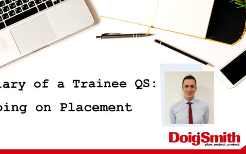 Diary of a Trainee QS: Going on Placement