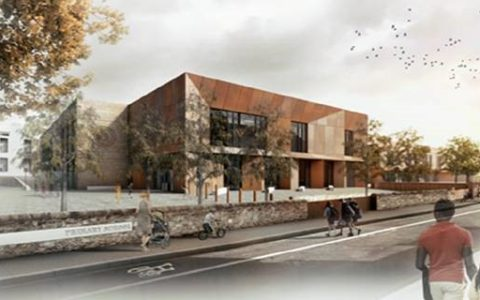 Planning Permission Granted on new Edinburgh Primary School