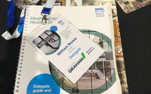 Doig+Smith at the Scottish Health & Social Care Facilities Conference