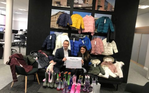 Proud to Support the Winter Warmer Appeal 2019