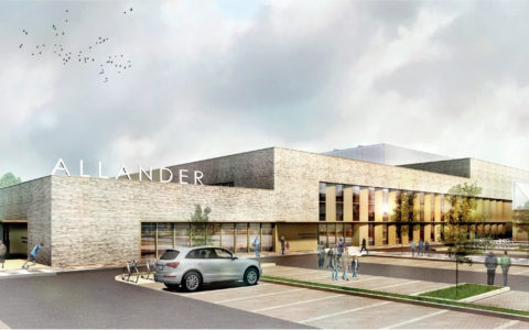 New Allander Leisure Centre – Planning Application Submitted