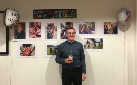 Director Tom Allan Retires With 45 Years Service…